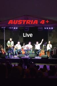 Austria 4+ Live in Concert @ Turm Baur
